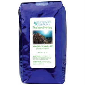 Picture of Dead Sea Salts  Waters of Long Life - 32 oz