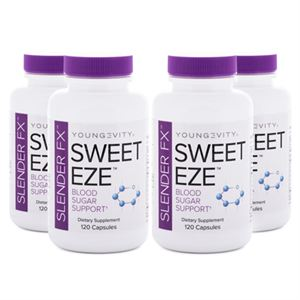 Picture of Slender FX™ Sweet EZE™ - 120 capsules (4 Pack)