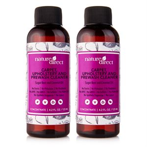 Picture of Nature Direct Carpet, Upholstery & Pre-Wash Concentrate - 125ml
